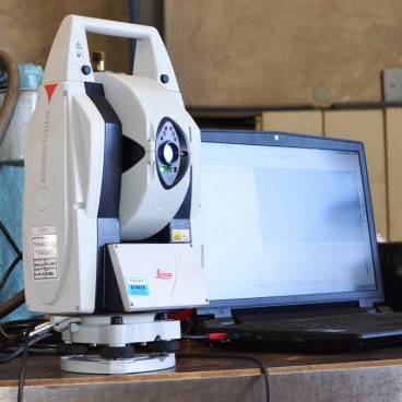 Western Australia based laser tracking service
