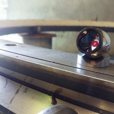 SMR Probe, laser scanning